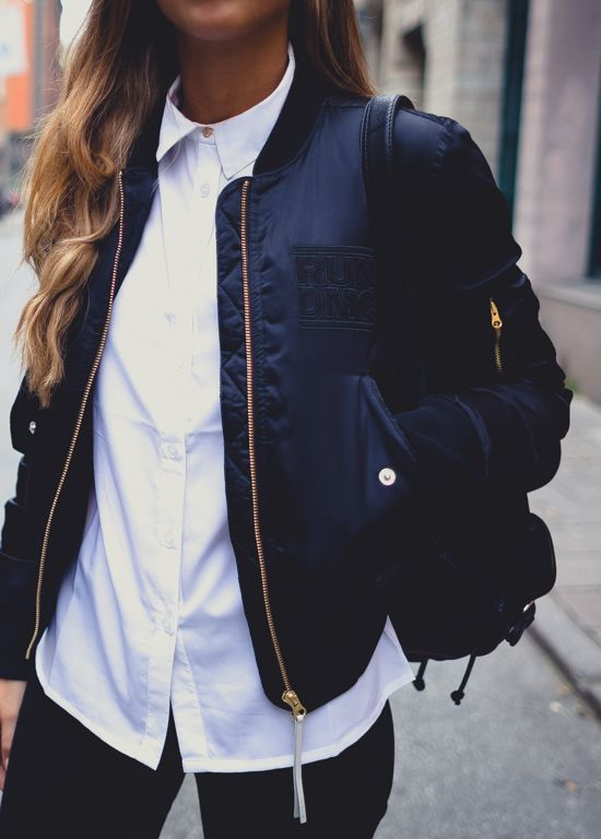 bomber style 1